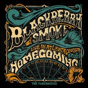 BLACKBERRY SMOKE - HOMECOMING (LIVE.. -LIVE-