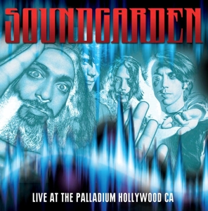 SOUNDGARDEN - LIVE AT THE HOLLYWOOD CA/ RED VINYL/ 180GR. -COLOURED-