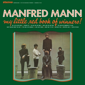 MANFRED MANN - MY LITTLE RED BOOK OF..