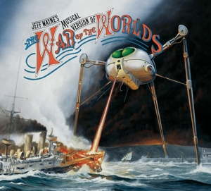WAYNE, JEFF - MUSICAL VERSION OF THE THE WAR OF THE WORLDS