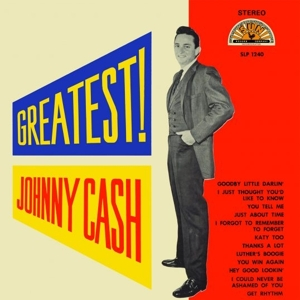 CASH, JOHNNY - GREATEST