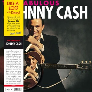 CASH, JOHNNY - FABULOUS JOHNNY.. -LP+CD-