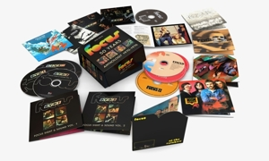 FOCUS - 50 YEARS ANTHOLOGY 1970-1976 - 9CD +2DVD -BOX SET-