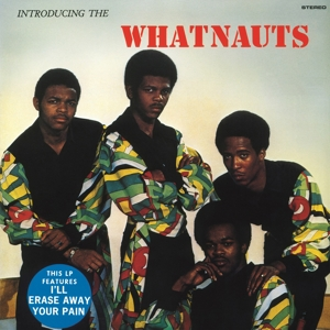 WHATNAUTS - INTRODUCING THE -HQ-