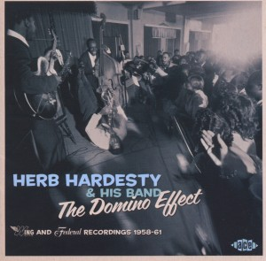 HARDESTY, HERB & HIS BAND - DOMINO EFFECT