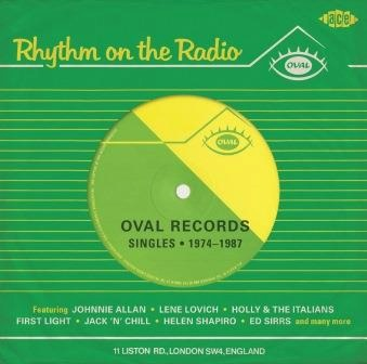 VARIOUS - RHYTHM ON THE RADIO:..