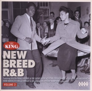 VARIOUS - KING NEW BREED R&B VOL.2VOLUME 2