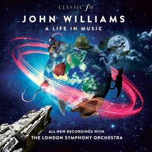 WILLIAMS, JOHN - JOHN WILLIAMS  A LIFE IN MUSIC