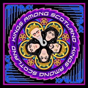 ANTHRAX - KINGS AMONG SCOTLAND -DIGI-