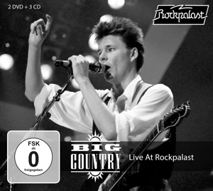 BIG COUNTRY - LIVE AT ROCKPALAST -CD+DVD-