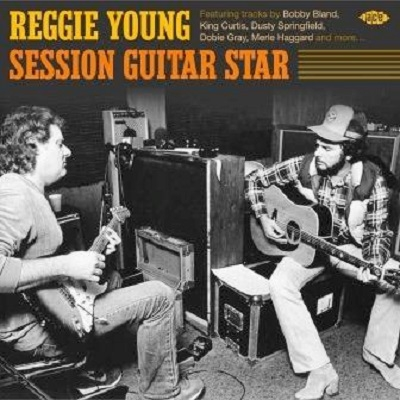 YOUNG, REGGIE - SESSION GUITAR STAR