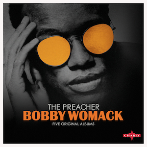 WOMACK, BOBBY - PREACHER