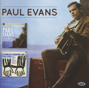 EVANS, PAUL - FOLK SONGS../21 YEARS..