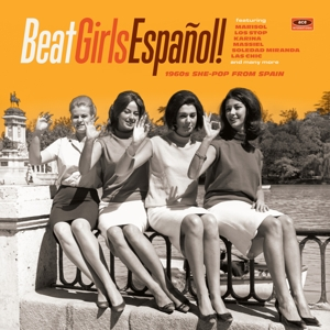 VARIOUS - BEAT GIRLS ESPANOL!