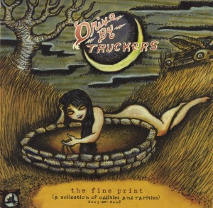 DRIVE-BY TRUCKERS - THE FINE PRINT