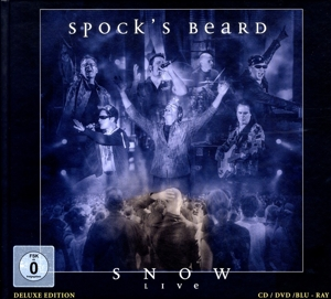 SPOCK'S BEARD - SNOW LIVE -BOX SET-