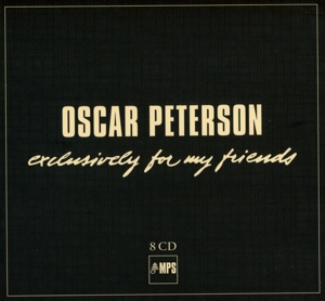 PETERSON, OSCAR - EXCLUSIVELY FOR MY FRIEND