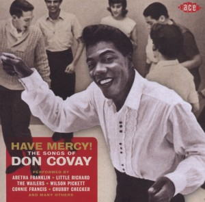 VARIOUS - HAVE MERCY! SONGS OF DON COVAY