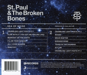 ST. PAUL & BROKEN BONES - SEA OF NOISE