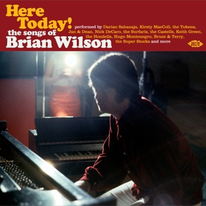 WILSON, BRIAN.=TRIB= - HERE TODAY!