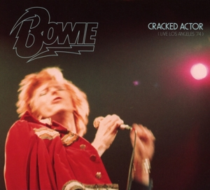 BOWIE, DAVID - CRACKED ACTOR -DIGI/LTD-