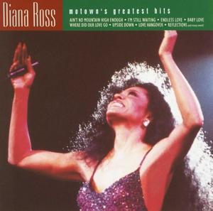 ROSS, DIANA - MOTOWN S GREATEST HITS