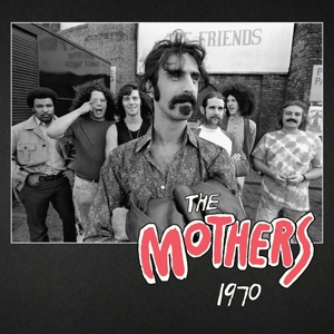 ZAPPA, FRANK - THE MOTHERS 1970