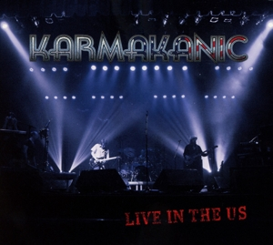 KARMAKANIC - LIVE IN THE US -DIGI-