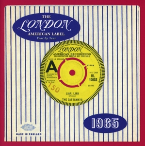 VARIOUS - LONDON AMERICAN LABEL:65