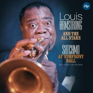 ARMSTRONG, LOUIS - SATCHMO AT SYMPHONY HALL
