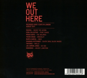 VARIOUS - WE OUT HERE