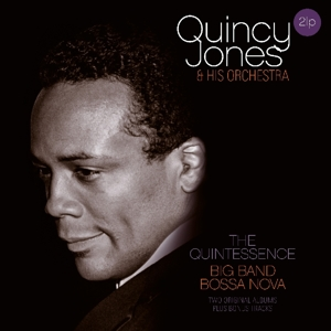 JONES, QUINCY & ORCHESTRA - QUINTESSENCE/BIG BAND B BOSSA NOVA, LTD- PURPLE VINYL