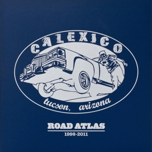 CALEXICO - ROAD ATLAS 1998