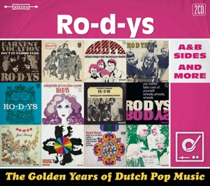 RO-D-YS - GOLDEN YEARS OF DUTCH POP MUSIC