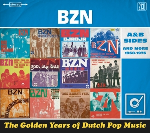 B.Z.N. - GOLDEN YEARS OF DUTCH POP MUSIC