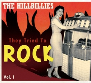 VARIOUS - HILLBILLIES:THEY.. VOL.1