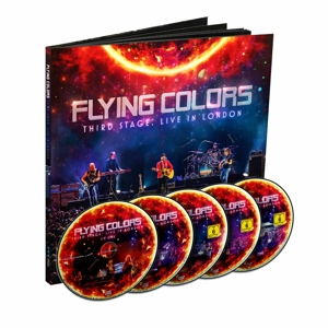 FLYING COLORS - THIRD STAGE:LIVE IN LONDO