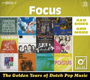 FOCUS - GOLDEN YEARS OF DUTCH POP MUSIC