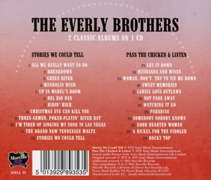 EVERLY BROTHERS - PASS THE CHICKEN &..