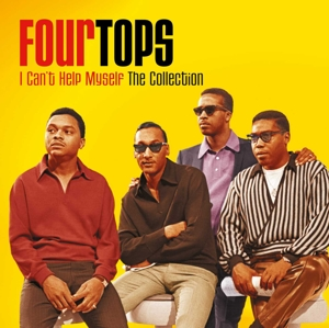 FOUR TOPS - I CAN T HELP MYSELF  THE COLLECTION