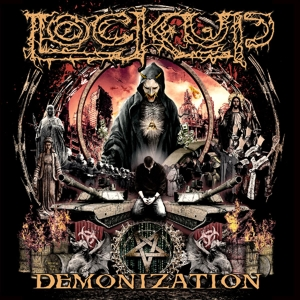 LOCK UP - DEMONIZATION -DIGI-