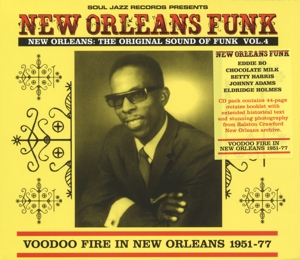 VARIOUS - NEW ORLEANS FUNK 4