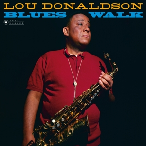DONALDSON, LOU - BLUES WALK -HQ/GATEFOLD-