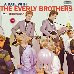 EVERLY BROTHERS - A DATE WITH THE EVERLY..