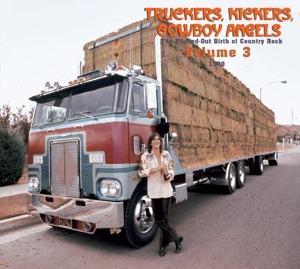 VARIOUS - TRUCKERS, .. -DIGI- VOL.3