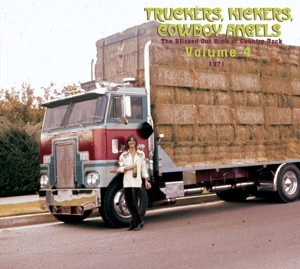 VARIOUS - TRUCKERS, .. -DIGI- VOL.4