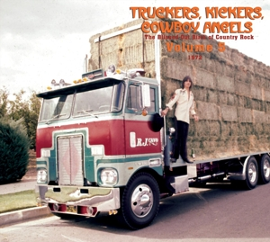 VARIOUS - TRUCKERS, .. -DIGI- VOL.5