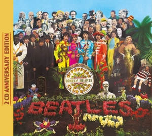 BEATLES - SGT. PEPPER S LONELY... (ANN.DEL.ED