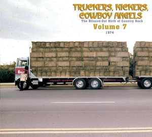 VARIOUS - TRUCKERS, .. -DIGI- VOL.7