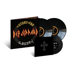 DEF LEPPARD - THE STORY SO FAR... THE BEST OF (LT